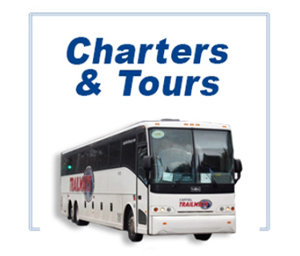 Capital Charters New Bus image